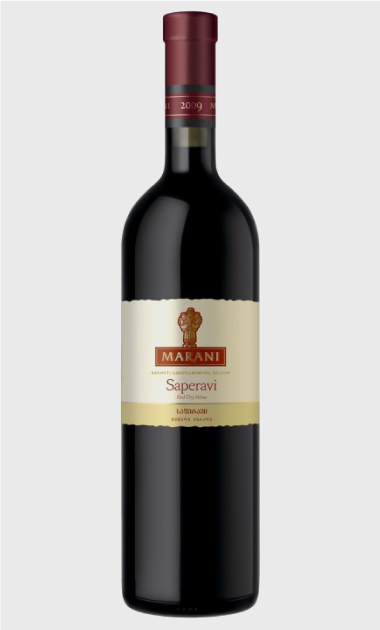 Wino Marani Saperavi