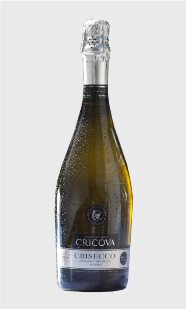 Wino Cricova Crisecco