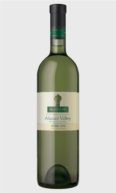 Wino Marani Alazani Valley białe