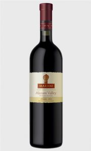 Wino Marani Alazani Valley czerwone