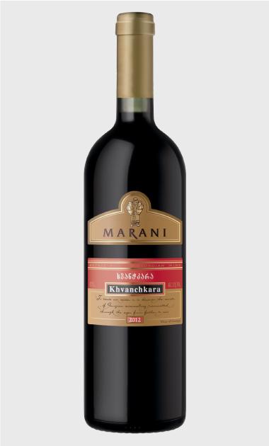 Wino Marani Khvanchkara 2014