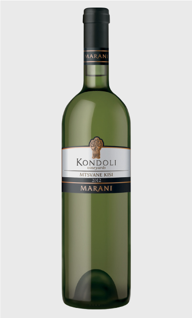 Wino Marani Kondoli Mstvane-Kisi 2012