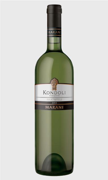 Wino Marani Kondoli Rkatsiteli 2012