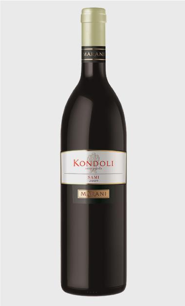 Wino Marani Kondoli Sami 2009