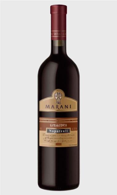 Wino Marani Napareuli 2012