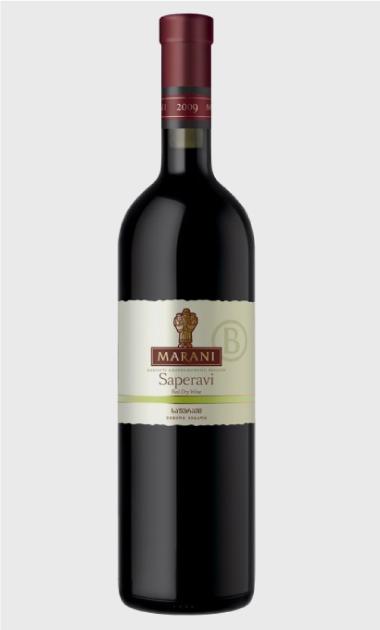 Wino Marani Saperavi Bio