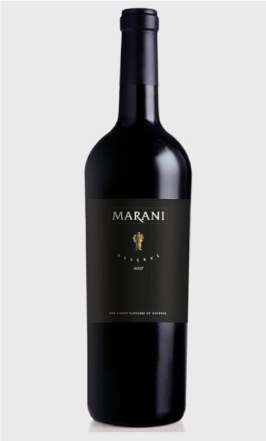 Wino Marani Saperavi Reserva 2007
