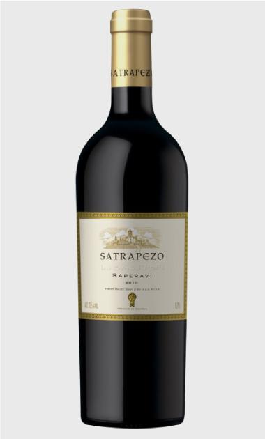 Wino Marani Satrapezo Saperavi 2011