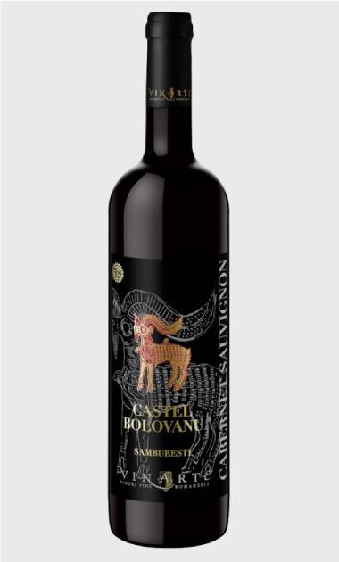 Wino Vinarte Castel Bolovanu