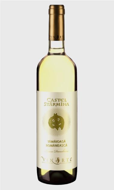 Wino Vinarte Castel Starmina Tamaioasa Romaneasca 2013