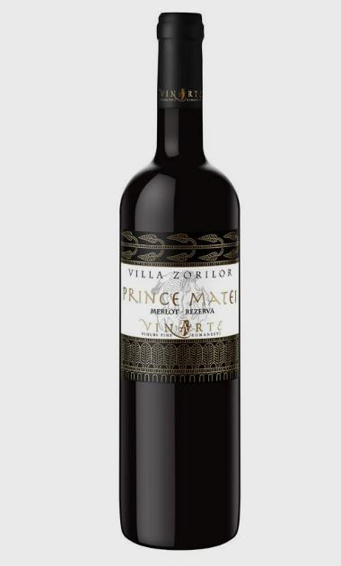 Wino Vinarte Prince Matei 2009
