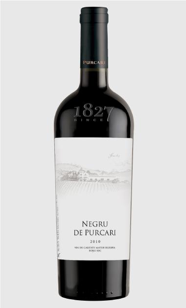 Wino Purcari Negru de Purcari 2012