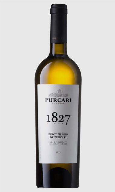 Wino Purcari Pinot Grigio 2014