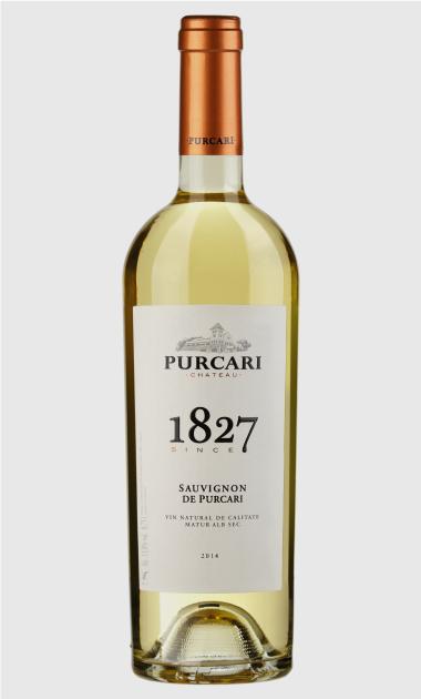 Wino Purcari Sauvignon 2014