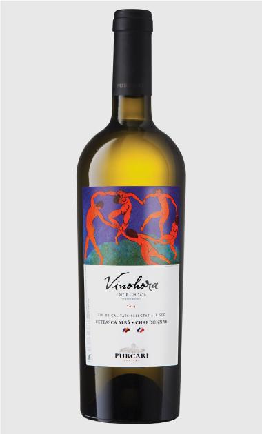 Wino Purcari Vinohora 2014