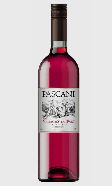 Wino Pascani Malbec Syrah Rose