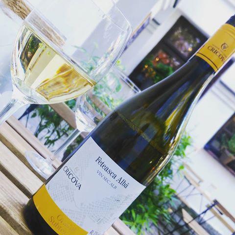 Wino Cricova Feteasca Alba