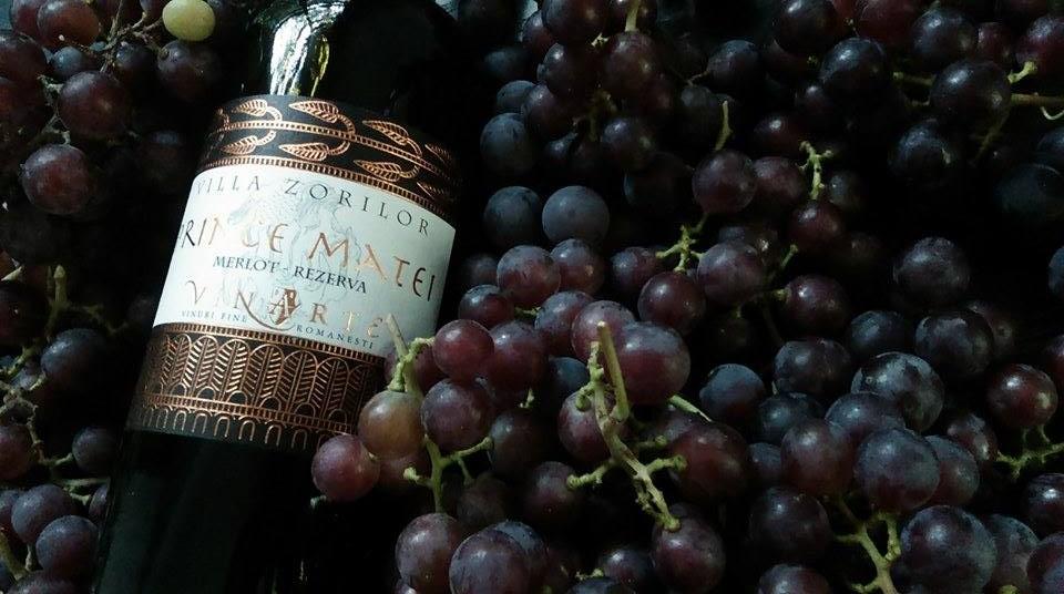 Wino Prince Matei Vinarte